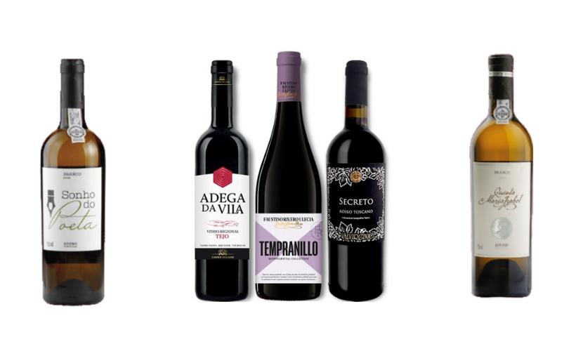 Tinto, branco ou rosé? Seleção de vinhos na Black RioMar Online