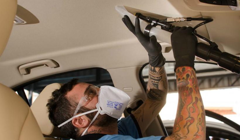 Seu carro é higienizado? Saiba como isso influencia sua saúde