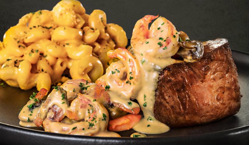 Outback apresenta novos pratos New Gold Steaks