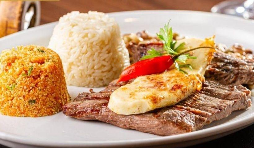 Sextou com comida regional no RioMar Online