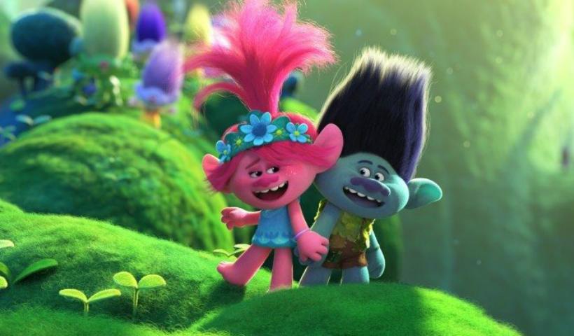 """""""Trolls 2"""" promete muita animação nas estreias Cinemark"""
