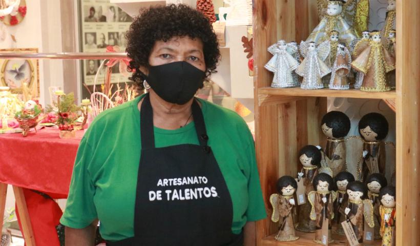 Fazendo arte com as mãos: conheça a história de Jose