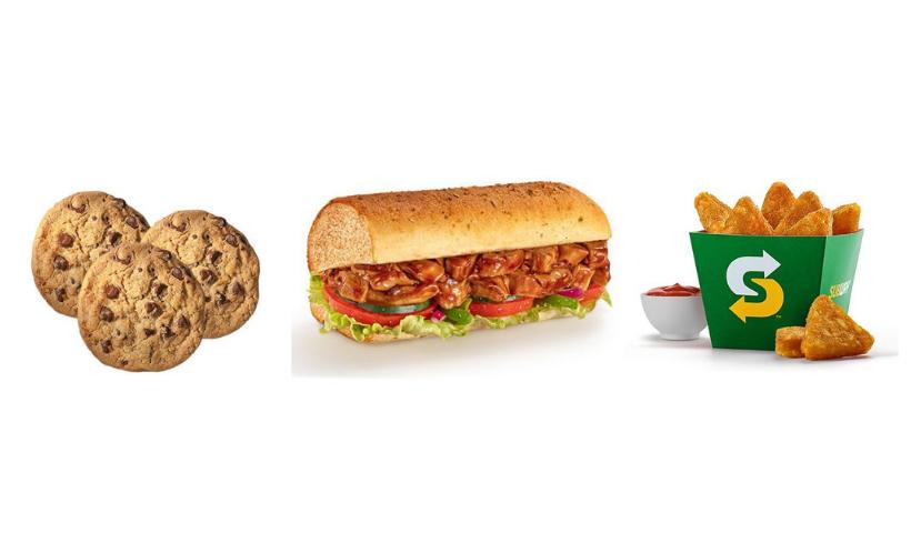 Do churrasco ao vegano, Subway oferece opções para comer em casa