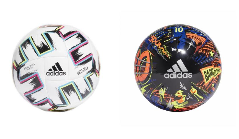 Bolas da Adidas podem ser o presente perfeito neste fim de ano