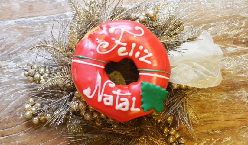 Sonho com Donuts traz opções natalinas para o RioMar Online