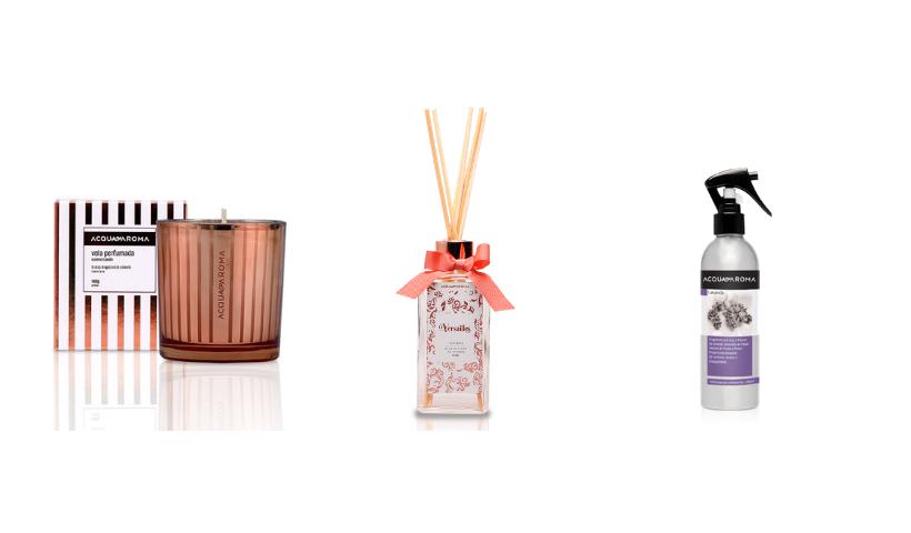 Consiga um Natal perfumado com a Acqua Aroma
