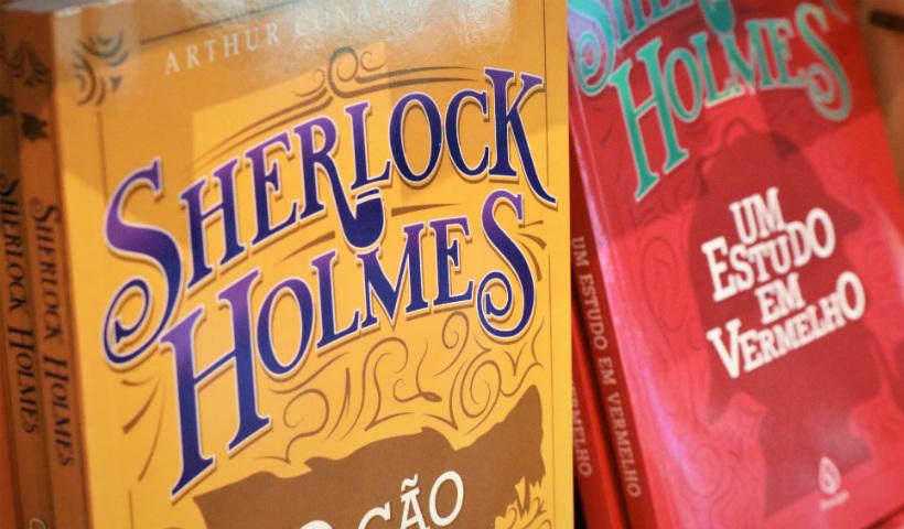 Sherlock Holmes: onde encontrar os livros do detetive