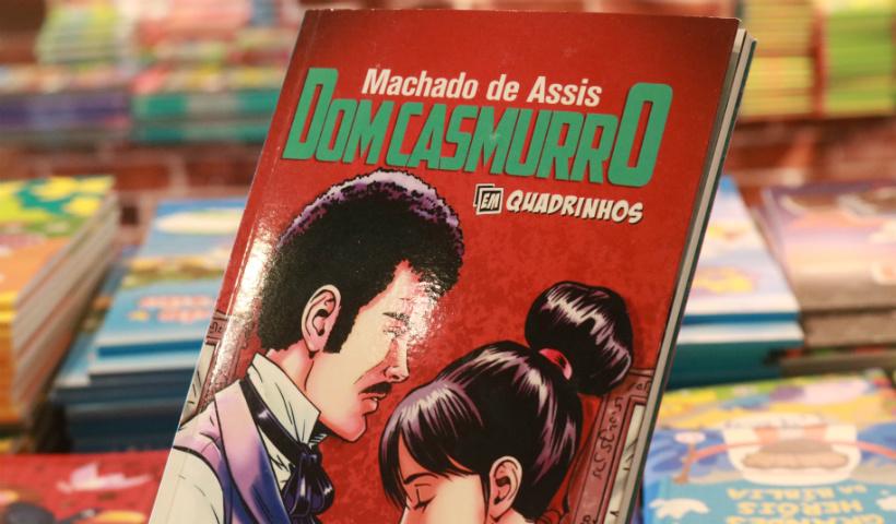 Eu Amo Ler: clássicos da literatura brasileira em quadrinhos