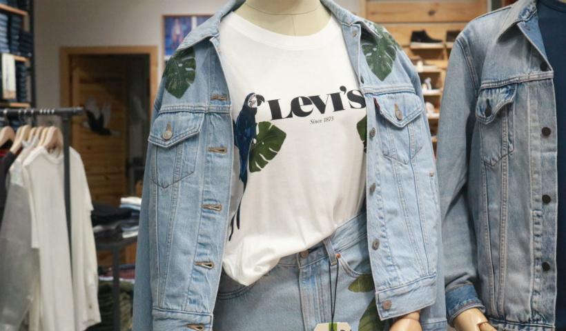 Levi's e Farm lançam coleção juntas inspirada na natureza