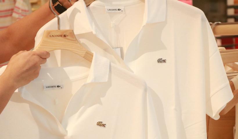 Lacoste celebra o fim de ano com coleção Wish Editions