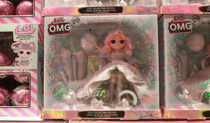 10 brinquedos mais procurados para presentear no Natal