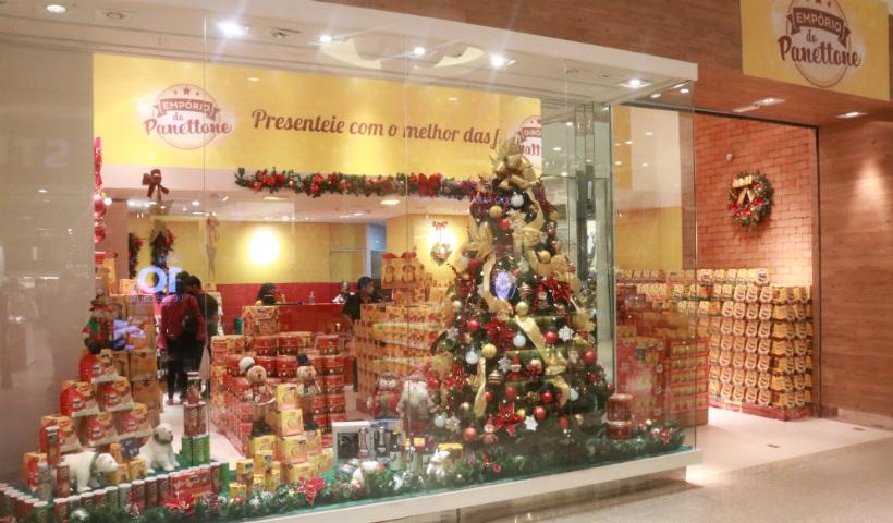 Delícias de Natal disponíveis na Empório do Panettone