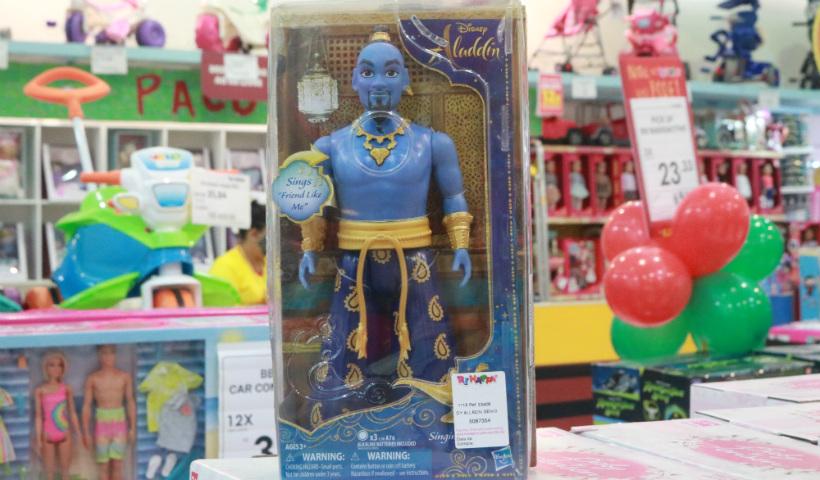 Brinquedos Disney: sucessos para presentear no Natal
