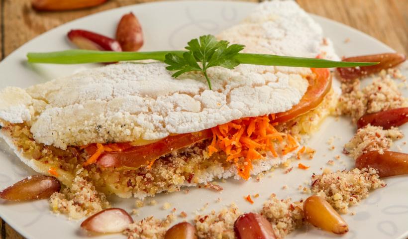 Vai de tapioca no café da manhã? No RioMar Online tem