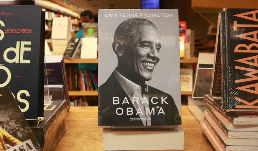 Lista com 5 livros mais vendidos em 2020