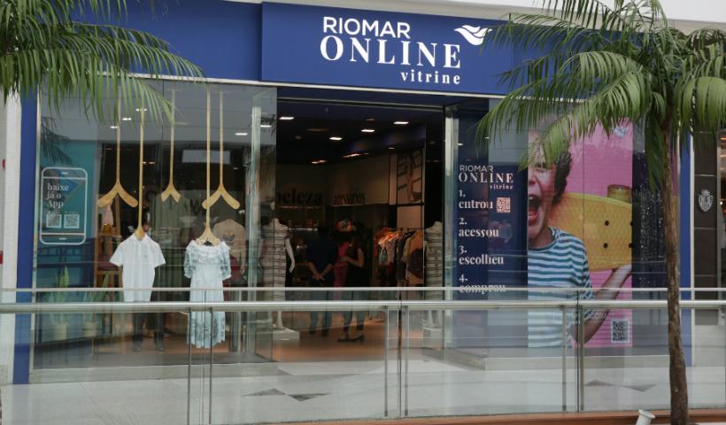 RioMar inaugura loja Pop up online