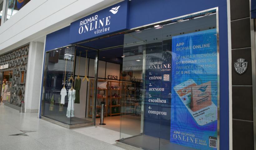 Loja RioMar Online: Viva esta experiência