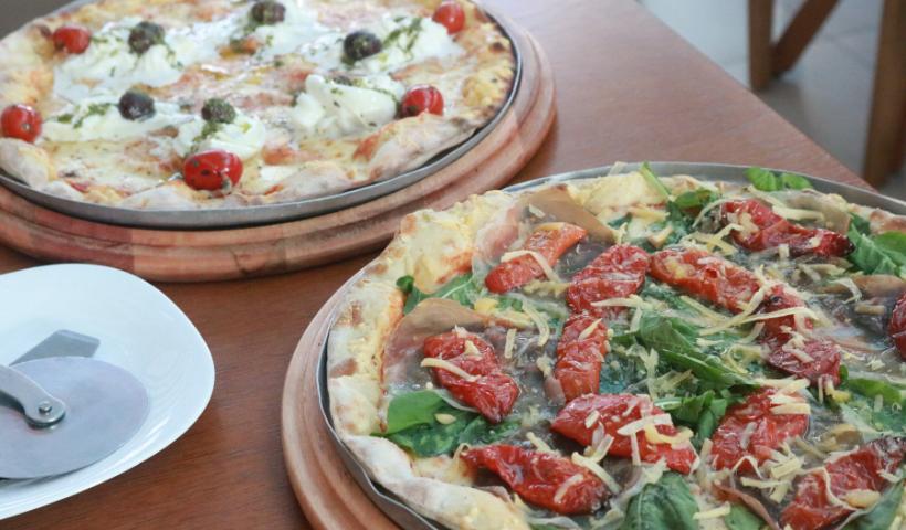 Tour da pizza: escolha a sua para fechar o domingo