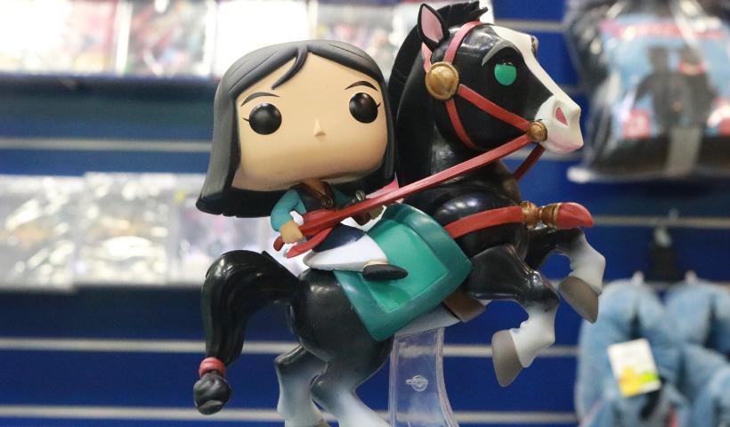 Mulan: tudo da guerreira para os fãs de carteirinha