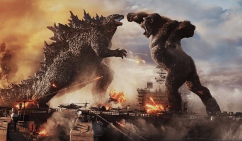 """""""Godzilla vs. Kong"""": duelo de gigantes no primeiro trailer"""