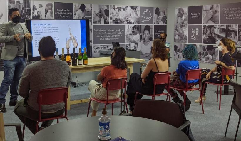 Fecomércio: oficinas gratuitas para todos os públicos