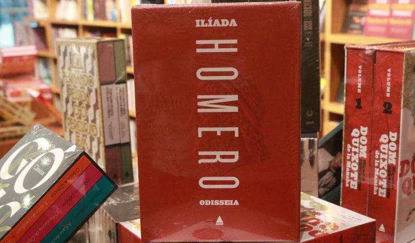 Literatura: box clássicos são destaque na Livraria Cultura