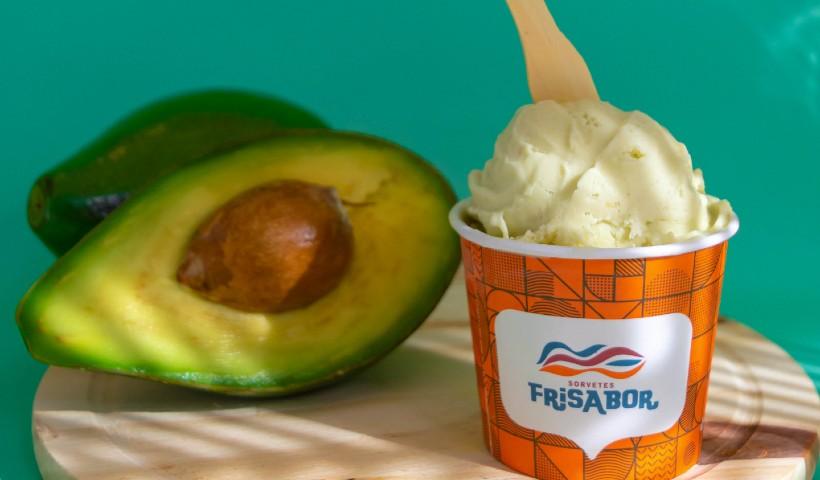Abacate e tangerina são os sabores de verão da Fri Sabor