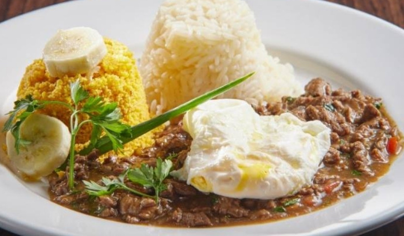 Hora do almoço: comida caseira e gostosa no RioMar Online