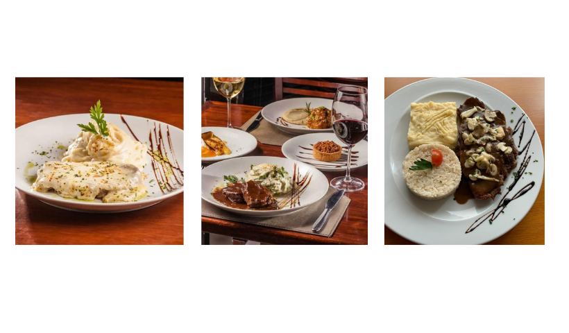 Dom Ferreira traz opções saborosas de almoço no RioMar Online
