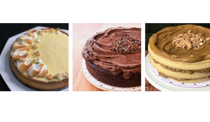 Novidades saborosas da Cake & Bake no RioMar Online