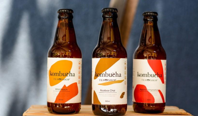 Kombucha Tea Shop chega para refrescar o verão