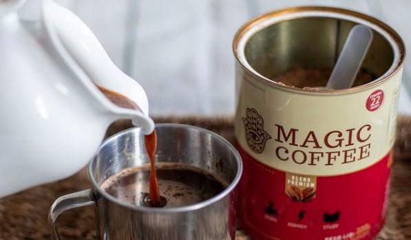 Café + energia: conheça o Magic Coffee, novidade do Mercado Orgânico