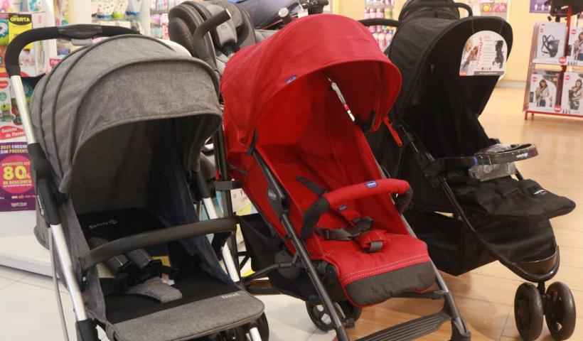 Encontre o carrinho de bebê ideal na Ri Happy Baby