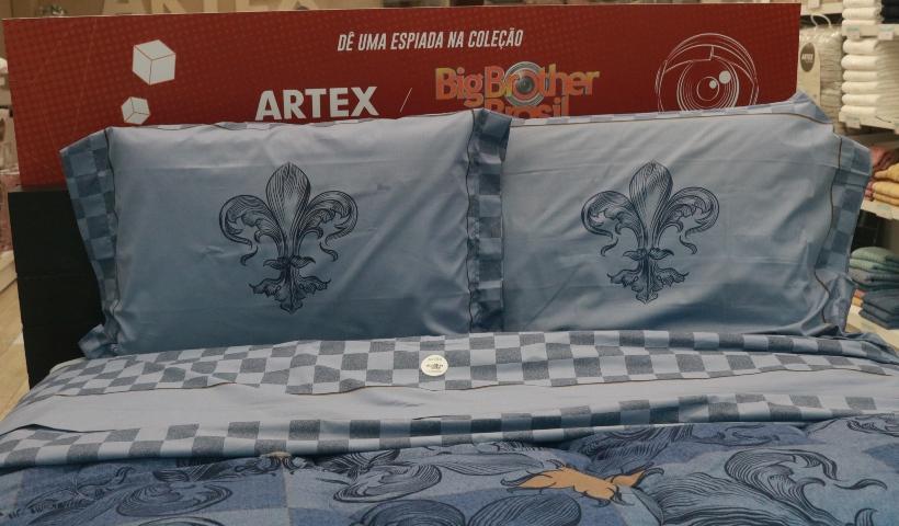 BBB: coleção do reality disponível na Artex