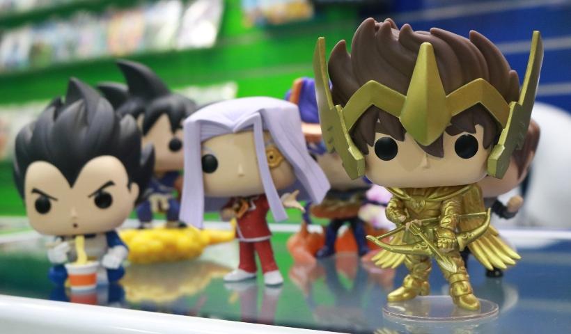 Geek Gamer traz Funko Pop colecionável para os fãs de animes