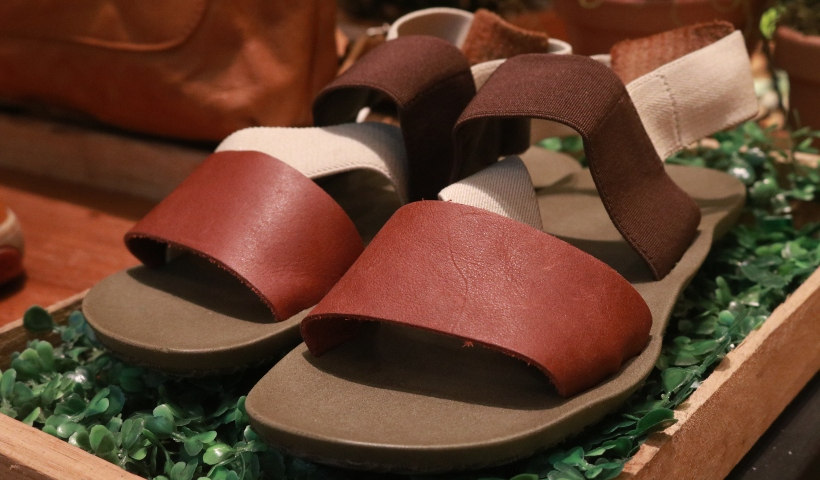 Calçados da Outer revelam estilo e sofisticação