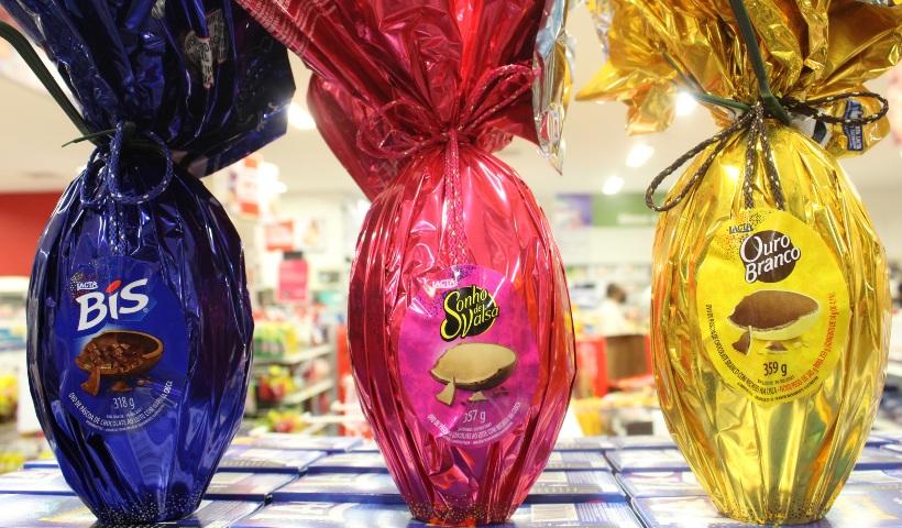 Ovos de Páscoa para todos os gostos nas Lojas Americanas