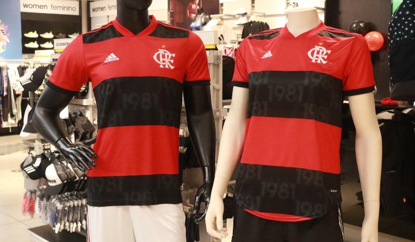 Flamengo: vista o novo manto sagrado do mengão