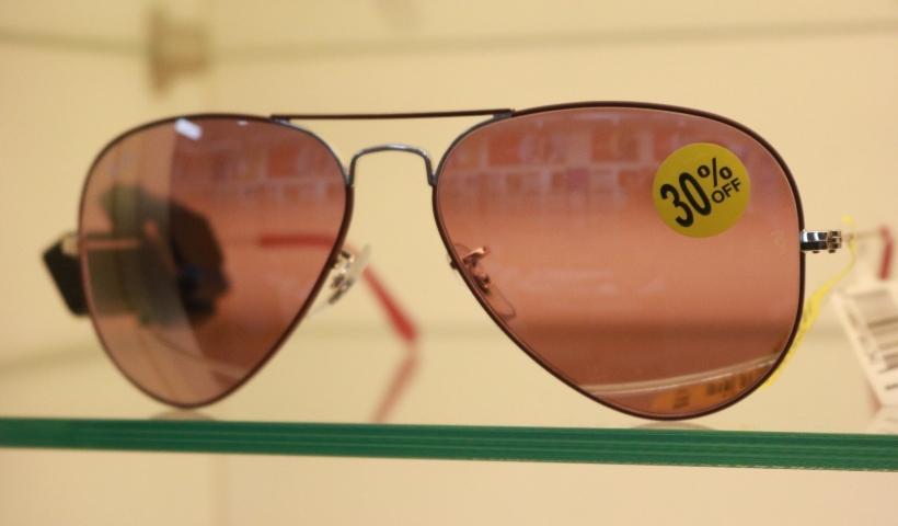 Grand Vision traz óculos de sol com até 50% de desconto
