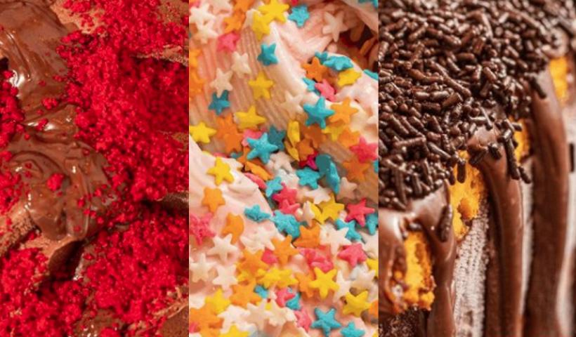 Tie Dye é destaque entre os sabores do mês na San Paolo