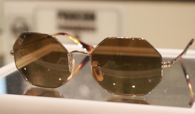Ray-Ban: novos óculos octagonais são o estilo da vez