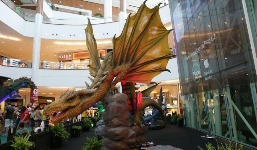 Dinossauros e Dragões: entre a realidade e a mitologia