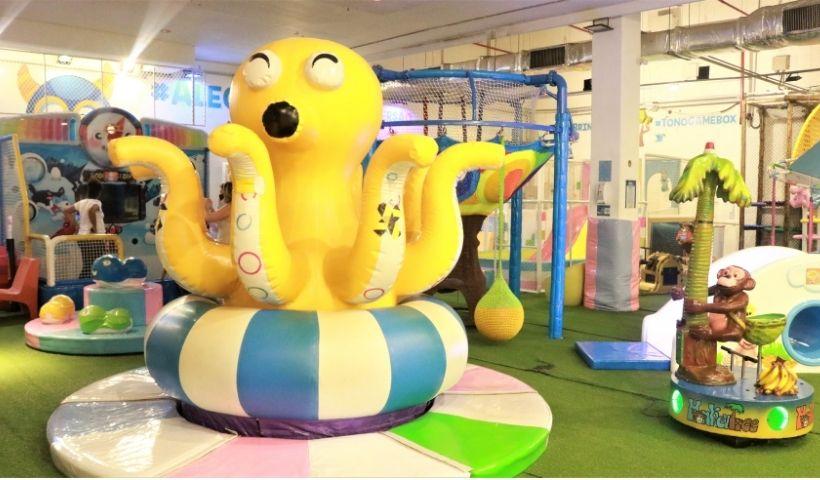 Gamebox oferece desconto de 50% para festa da criançada