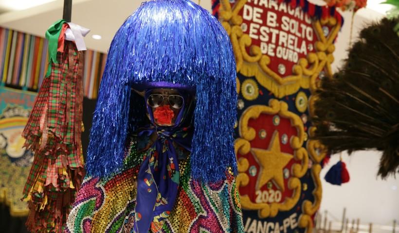 RioMar recebe Mostra Cultural em homenagem ao Maracatu Rural