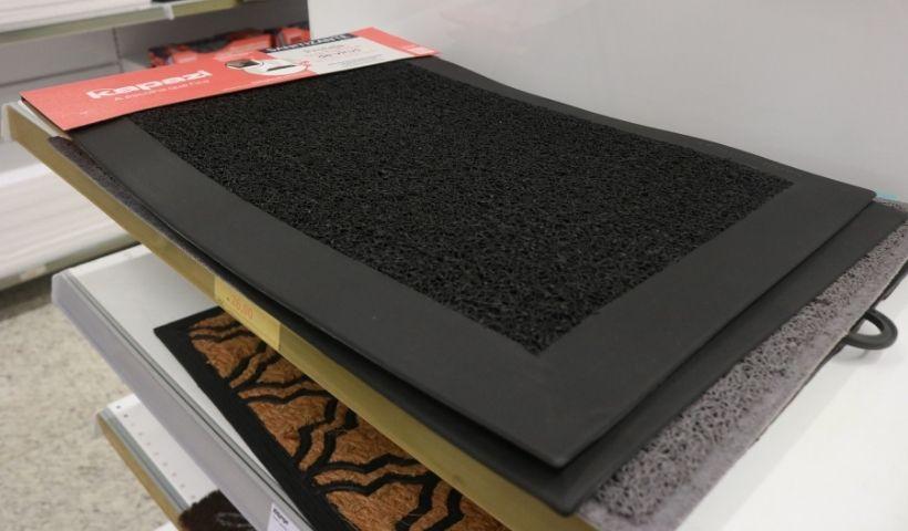 Kalunga: tapete sanitizante para deixar a casa limpa