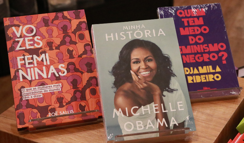 Livraria Cultura destaca 5 livros que toda mulher deveria ler