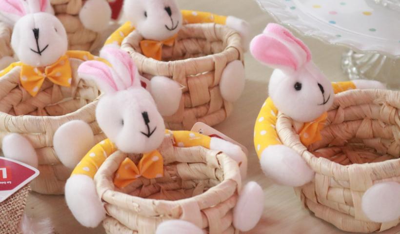 Páscoa da Le Biscuit destaca coelhinhos nos produtos