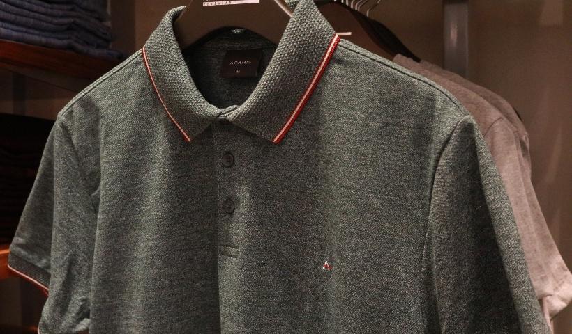 Aramis destaca nova coleção de camisas