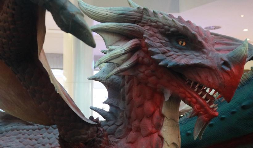 Dragão Vermelho: conheça a fera de origem latina