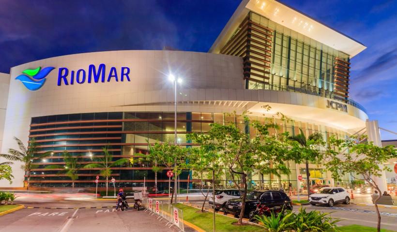 Novo horário de funcionamento do RioMar Recife